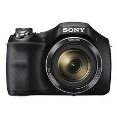 Цифровой фотоаппарат SONY Cyber-shot DSC-H300, черный
