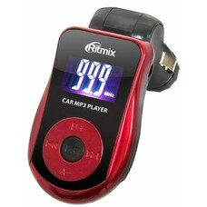 FM-трансмиттер RITMIX FMT-A720