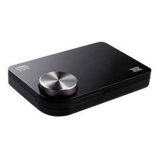 Звуковая карта USB CREATIVE X-Fi Sound Blaster Surround 5.1 Pro, 5.1, Ret [70sb109500007]