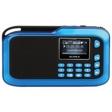 Аудиомагнитола SUPRA PAS-3909, синий