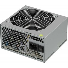 Блок питания Accord ATX 500W ACC-500W-12 (24+4+4pin) APFC 120mm fan 4xSATA