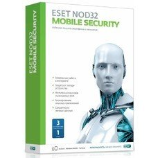 ПО Eset NOD32 NOD32 Mobile Security 3 устройства 1 год Base Box (NOD32-ENM2-NS(BOX)-1-1)