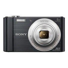 Цифровой фотоаппарат SONY Cyber-shot DSC-W810, черный