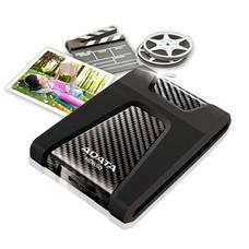 Внешний жесткий диск A-DATA DashDrive Durable AHD650-1TU3-CBK, 1Тб, черный