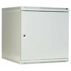 Шкаф коммутационный ЦМО (ШРН-Э-9.500.1) 9U 600x520мм пер.дв.стал.лист несъемн.бок.пан. серый
