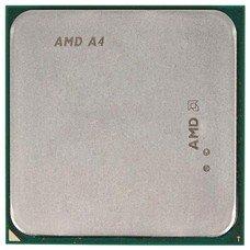 Процессор AMD A4 6300, SocketFM2 OEM [ad6300oka23hl]