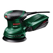 Эксцентриковая шлифовальная машина Bosch PEX 220 A 220Вт