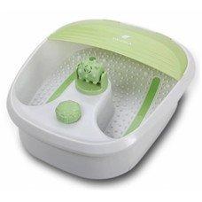Гидромассажная ванночка для ног SUPRA FMS-101, белый, зеленый