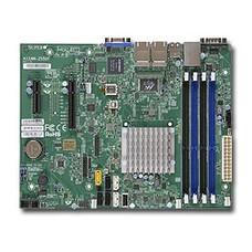 Платформа SuperMicro SYS-5018A-MLHN4 1xC2550 1G 4P 1x200W