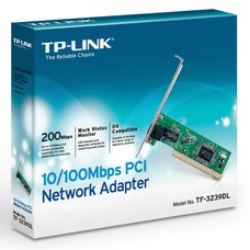 Сетевой адаптер Ethernet TP-Link TF-3239DL RJ-45