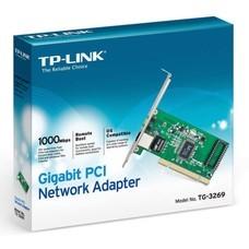 Сетевой адаптер Gigabit Ethernet TP-Link TG-3269 RJ-45