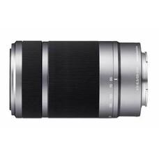 Объектив SONY 55-210mm f/4.5-6.3 SEL-55210B, Sony E, черный [sel55210b.ae]