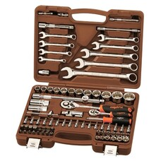 Набор инструментов OMBRA OMT82S12,  82 предмета [55377]