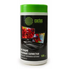 Влажные салфетки CACTUS CS-T1001