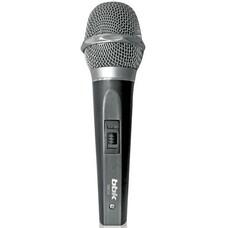 Микрофон BBK CM124,  серый [(acm) микрофон bbk cm124 т-с]
