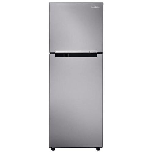 Холодильник SAMSUNG RT22HAR4DSA, двухкамерный, серебристый [rt22har4dsa/wt]