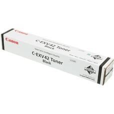 Тонер CANON C-EXV42, для iR 2202/2202N, черный, туба