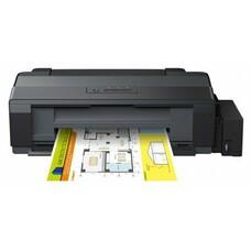Принтер струйный EPSON L1300, струйный, цвет: черный [c11cd81402 ]