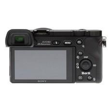 Фотоаппарат SONY Alpha A6000 body, черный [ilce6000b.cec]