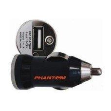 Автомобильное зарядное устройство PHANTOM PH2163 [888354]
