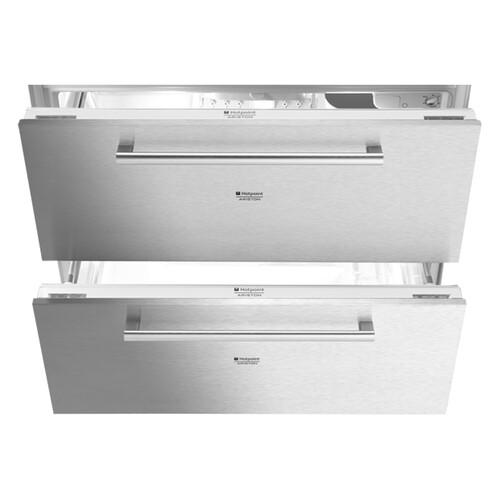 Холодильник Hotpoint-Ariston BDR 190 AAI/HA серебристый (двухкамерный)