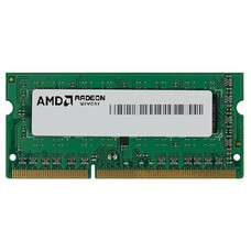 Модуль памяти AMD R534G1601S1S-UGO DDR3 - 4Гб 1600, SO-DIMM, OEM