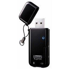 Звуковая карта USB CREATIVE X-Fi Go! PRO SBX, 2, Ret [70sb129000005]