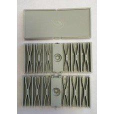 Набор сплайс-кассет Brand-Rex (FPCFMKIT001) для монтажа в оптическую полку 24 порта