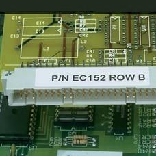 Этикетка Panduit C261X030FJJ 66.29x7.62мм полиолефин (упак:1000шт) для струйных/лазерных принтеров белый