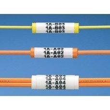 Этикетка самоламинирующаяся Panduit S100X220YAJ 25.4x27.94мм x55.88мм полиэстр (упак:1000шт) для струйных/лазерных принтеров белый