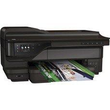 МФУ струйный HP OfficeJet 7612, A3, цветной, струйный, черный [g1x85a]