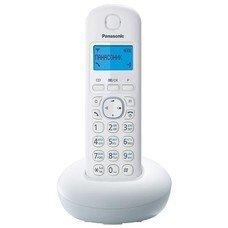 Радиотелефон PANASONIC KX-TGB210RUW, белый