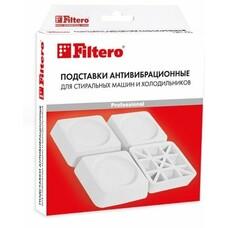 Антивибрационная подставка FILTERO Арт.909, для стиральных машин и холодильников, 4