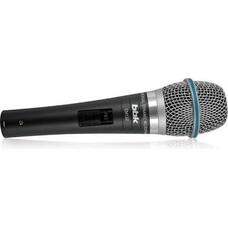 Микрофон проводной BBK CM132 5м темно-серый