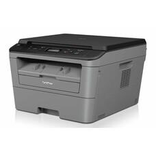 МФУ лазерный BROTHER DCP-L2500DR, A4, лазерный, серый [dcpl2500dr1]