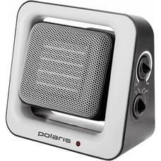 Тепловентилятор POLARIS PCDH-2018, 1800Вт, черный, красный