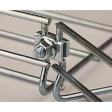 Крепежный комплект DKC CM350003 №3 для монтажа проволочного лотка сталь (упак.:1шт)