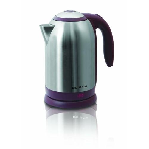 Чайник электрический POLARIS PWK 1864CA, 1800Вт, бордовый