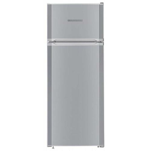 Холодильник Liebherr CTPsl 2541 серебристый (двухкамерный)