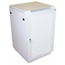 Шкаф коммутационный ЦМО (ШТК-М-22.6.8-4ААА) 22U 600x800мм пер.дв.перфор. задн.дв.стал.лист 2 бок.пан
