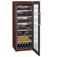 Винный шкаф Liebherr WKt 5552 коричневый (однокамерный)
